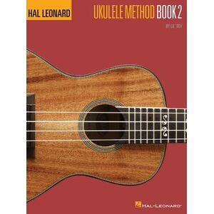 Hal Leonard Ukulele Method Book 2 by Lil' Rev
