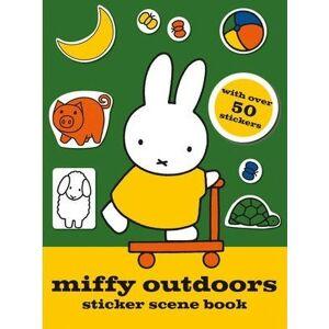 Miffy Outdoors Sticker Scene Book by Simon & Schuster Uk