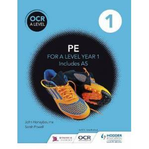 OCR A Level PE Book 1 by John Honeybourne
