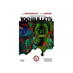 100 Bullets Book Three by Brian Azzarello