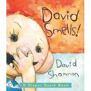 David Smells! A Diaper David Book by David Shannon