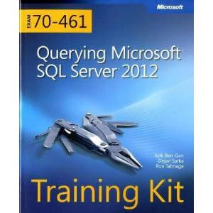 Microsoft Querying Microsoft (R) SQL Server (R) 2012 by Dejan Sarka