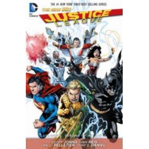 Justice League Vol. 3 Throne Of Atlantis (The New 52) by Geoff Johns
