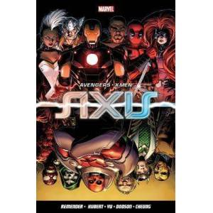 Axis Avengers & X-men: Axis by Rick Remender