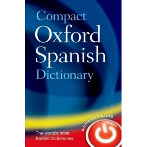 Anon Compact Oxford Spanish Dictionary