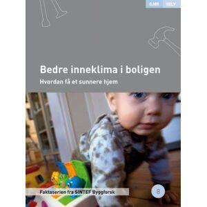 Knut Ivar Edvardsen Bedre inneklima i boligen: hvordan få et sunnere hjem