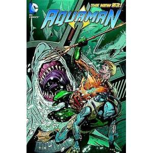 Aquaman Vol. 5 Sea Of Storms The New 52 by Paul Pelletier