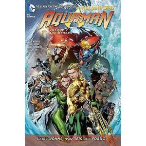 Aquaman Vol. 2 The Others The New 52 by Geoff Johns