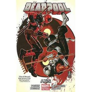 Axis Deadpool Volume 7 Axis by Brian Posehn