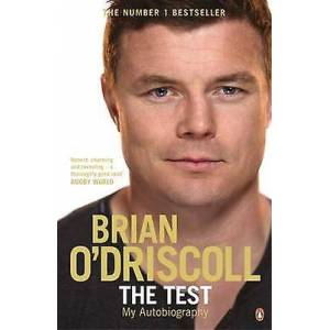 Test by Brian ODriscoll