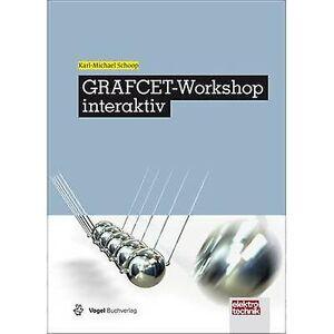 Vogel Buchverlag Vogel Communications Group GRAFCET-workshop interaktiv 978-3-8343-3330-8