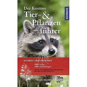 Kosmos tier-& Pflanzenführer 978-3-440-16319-1