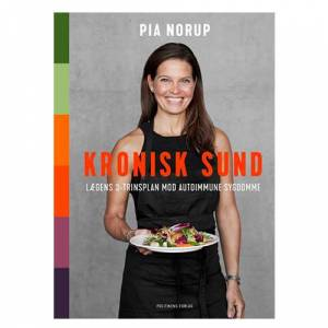 JP/Politikens Forlag Kronisk sund - 1 stk