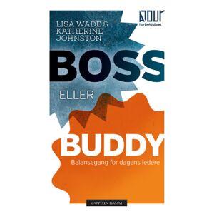 Boss eller buddy, balansegang for dagens ledere