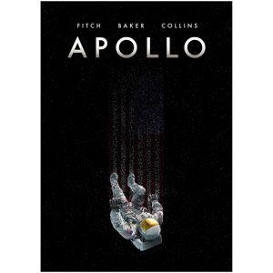Abrams Apollo Graphic Novel (Hardback)