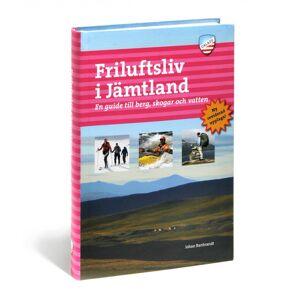 Calazo forlag Friluftsliv i Jämtland Rosa