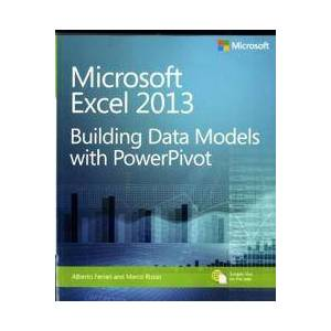 Acer Microsoft Excel 2013 Building Data Models with Powerpivot (0735676348)