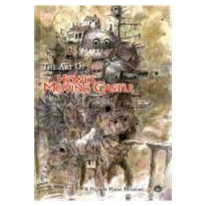 ART Miyazaki, Hayao The Art of Howl's Moving Castle (1421500493)