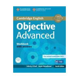 Dell O'Dell Felicity Objective Advanced Workbook with Answers with Audio CD (1107632021)