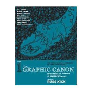 Canon Kick, Russ Graphic Canon, The - Vol. 1 (1609803760)