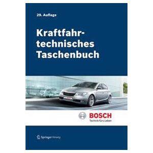 Bosch Robert Bosch Gmbh Kraftfahrtechnisches Taschenbuch (3658235837)