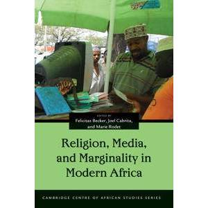 Becker Religion, Media, and Marginality in Modern Africa (0821423037)