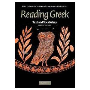 Joint Association of Classical Teachers Reading Greek (0521698510)