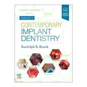 Resnik, Randolph Misch's Contemporary Implant Dentistry (0323391559)
