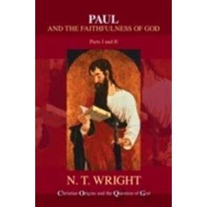 Canon Paul and the Faithfulness of God (0281055548)