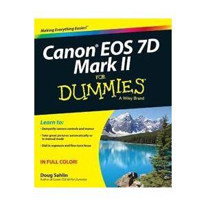 Canon Sahlin, Doug Canon EOS 7d Mark II for Dummies (1118722906)