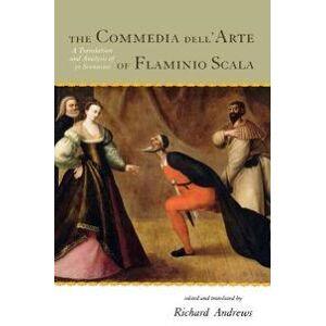 Dell Andrews, Richard The Commedia dell'Arte of Flaminio Scala (0810862077)