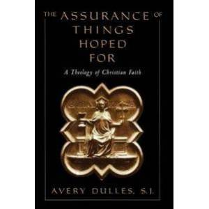 Avery The Assurance of Things Hoped For (0195109732)