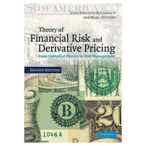 Bouchaud, Jean-Philippe Theory of Financial Risk and Derivative Pricing (0521741866)