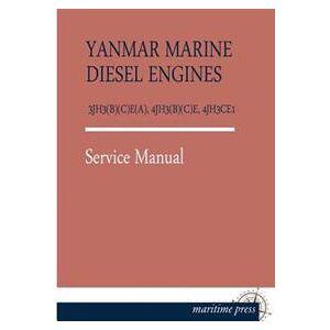 Yanmar Marine Diesel Engines 3jh3(b)(C)E(a), 4jh3(b)(C)E, 4jh3ce1 (3954273438)