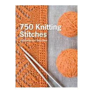 Pavilion Books 750 Knitting Stitches: The Ultimate Knit Stitch Bible (1250067189)