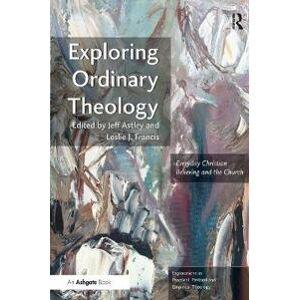 Canon Exploring Ordinary Theology (1409442578)