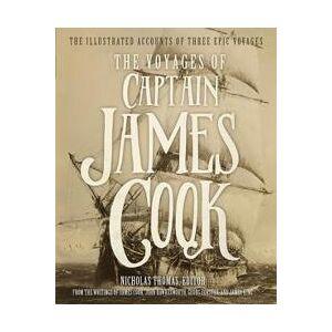 Thomas, Nicholas The Voyages of Captain James Cook (0760362505)