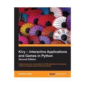 Ulloa, Roberto Kivy - Interactive Applications and Games in Python - (1785286927)