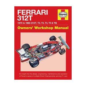 Acer Garton, Nick Ferrari 312T Owners' Workshop Manual (0857338110)