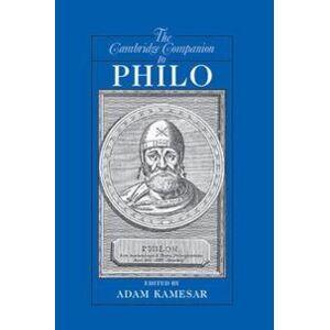 Kamesar, Adam The Cambridge Companion to Philo (0521860903)