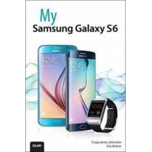 Samsung Johnston, Craig James My Samsung Galaxy S6 (0789755122)