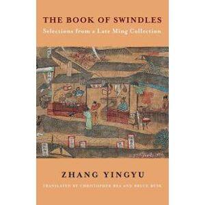 Zhang, Yingyu The Book of Swindles (0231178638)