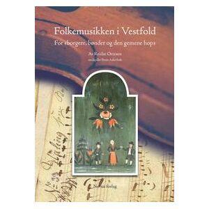 Ottesen, Reidar Folkemusikken i Vestfold (8283900080)