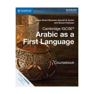 Abdul Hameed, Luma Cambridge IGCSE (TM) Arabic as a First Language Coursebook (1316634515)