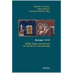 Acer Europa 1215: Politik, Kultur Und Literatur Zur Zeit Des IV. Laterankonzils (3412503819)