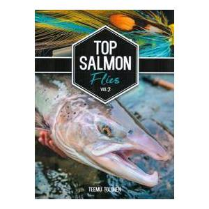 Tolonen, Teemu Top salmon flies (952687921X)