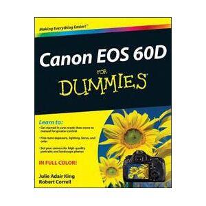 Canon King, Julie Adair Canon EOS 60D For Dummies (1118004892)