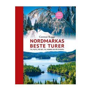 Kagge, Gunnar Nordmarkas beste turer; til fots, på ski, til vanns og på sykkel (8248924203)