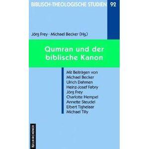 Becker Qumran und der biblische Kanon (3788722339)