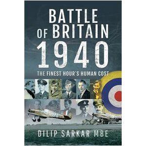 Sarkar, Dilip Battle of Britain, 1940 (152677593X)